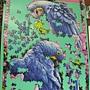 2012.09.13 1000P Blaue Papageien (3)