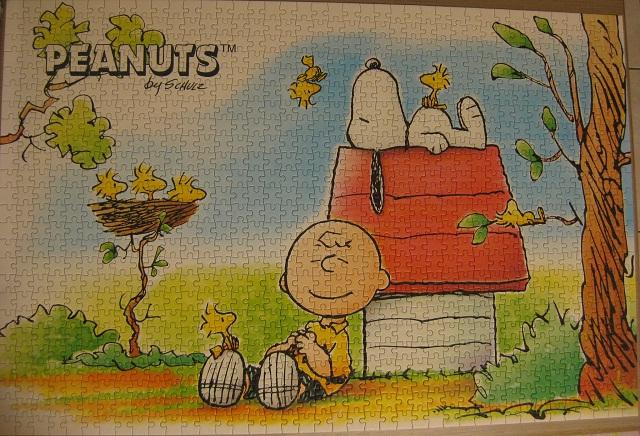 2013.01.20 1000P Dozing Snoopy (7)