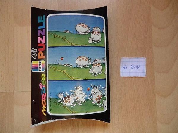 Mini Puzzle 8180 Cowball