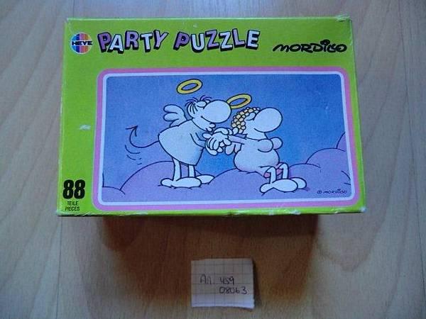 Party Puzzle 459 08063