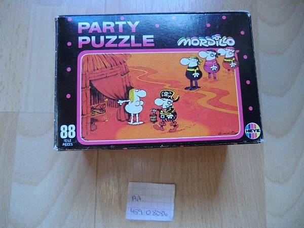 Party Puzzle 459 08086