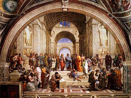 The School of Athens - $95