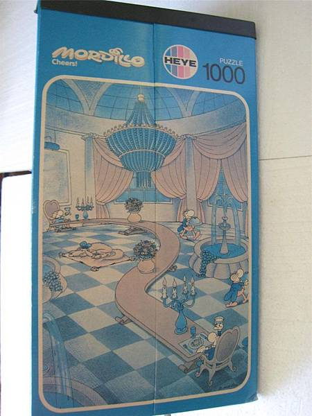 1000 Pcs CHEERS - 1991 -2