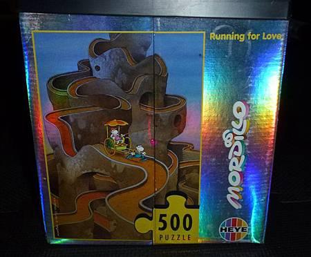 500 pc-Running for Love-LTD EDN-b.JPG