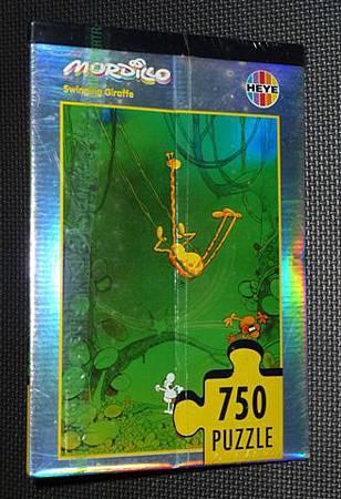 750 pc-Swinging Giraffe-LTD EDN-b.JPG