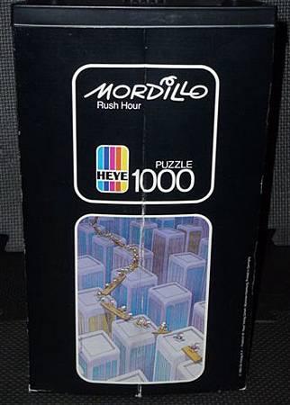 1000 pc-Rush Hour-b.JPG