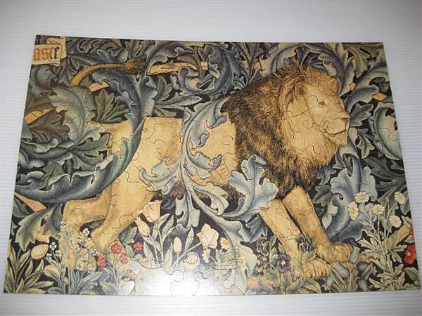 2013.08.19 100P Detail from 'The Forest ' tapestry, 1887 (4).JPG
