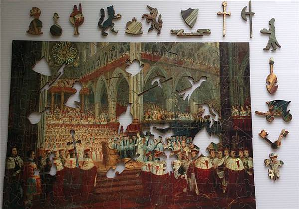 2013.10.05 250P The Coronation of Queen Victoria, Edmund Parris (5).jpg