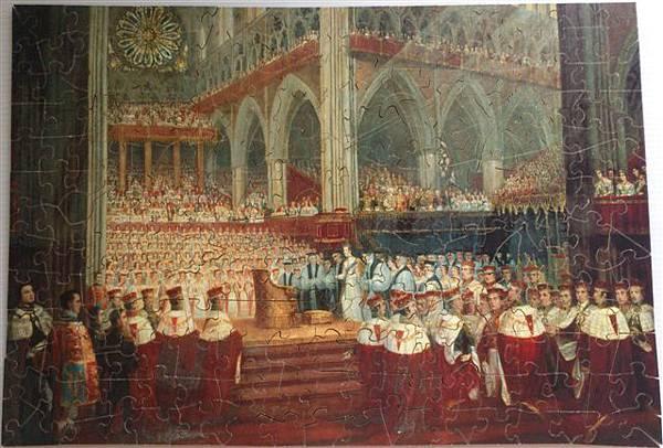2013.10.05 250P The Coronation of Queen Victoria, Edmund Parris (4).jpg
