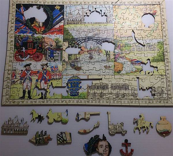 2014.01.21 250pcs Journey Throught the Ages - The Hanoverians 1714 - 1837 (8).jpg
