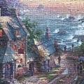 2014.01.22 500pcs The Village Lighthouse (6).jpg