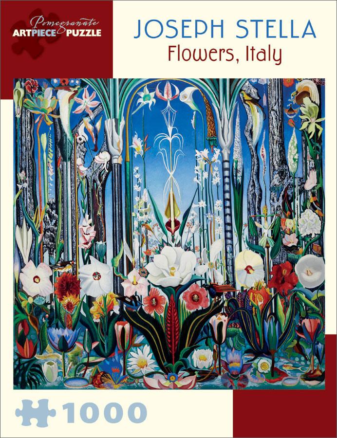 1000P Flowers, Italy