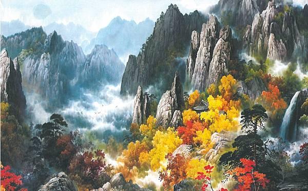 2014.04.07 1000pcs 金鋼山(1).jpg