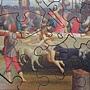2014.04.30 40pcs The Story of Nastagio degli Onesti, Third panel (7).jpg