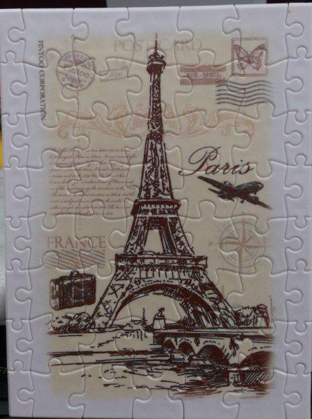 2014.05.07 40pcs Postcard Sketch - Eiffel Tower, Paris.jpg