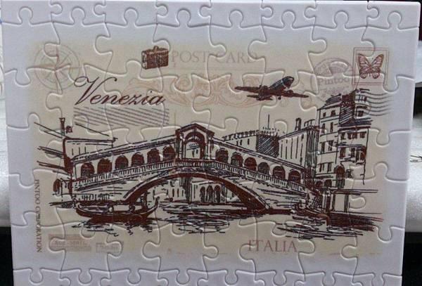 2014.05.07 40pcs Postcard Sketch - Rialto Bridge, Venezia.jpg
