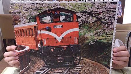 2014.06.14 1000pcs Part 1 阿里山小火車.jpg