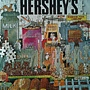 2014.06 1000pcs HERSHEY
