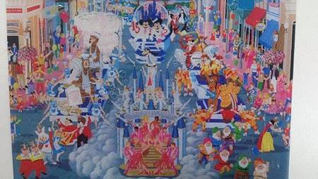 2014.07.11 150pcs Disney Stained Art (5).jpg