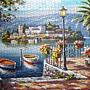 2014.08.25 1000pcs Lago Del Porto