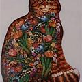 2014.09.13 220pcs Tapestry Cat (5).jpg