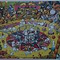 Heye (1988) 300pcs Crazy Circus