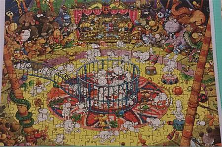2014.09.23 300pcs Crazy Circus.jpg