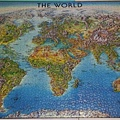 2014.09.30 2000pcs World Map Geography (2).jpg
