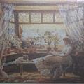 2014.10.23 500pcs Reading by the Window (2).jpg