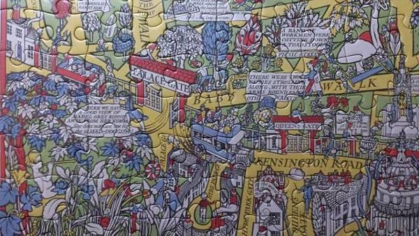 2014.12.29 500pcs Peter Pan Map of Kensington Gardens (6).jpg