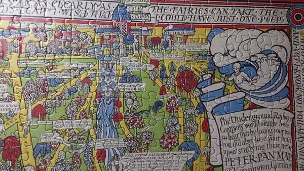 2014.12.29 500pcs Peter Pan Map of Kensington Gardens (7).jpg
