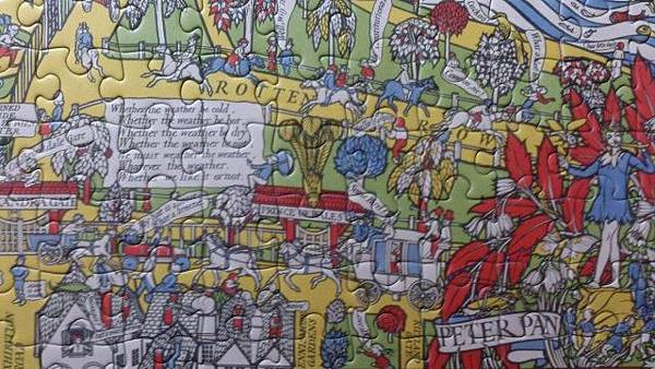 2014.12.29 500pcs Peter Pan Map of Kensington Gardens (12).jpg