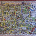 2014.12.29 500pcs Peter Pan Map of Kensington Gardens (15).jpg