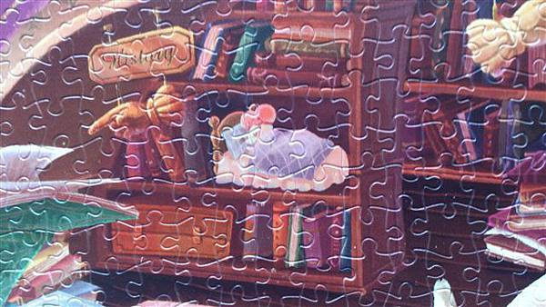 2014.02.02-02.03 2000pcs Alice in the Wonderland - Magic Library (6).jpg
