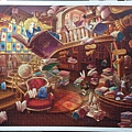 2014.02.02-02.03 2000pcs Alice in the Wonderland - Magic Library (8).jpg