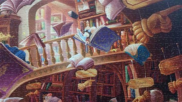 2014.02.02-02.03 2000pcs Alice in the Wonderland - Magic Library (7).jpg