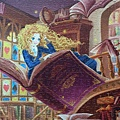 2014.02.02-02.03 2000pcs Alice in the Wonderland - Magic Library (9).jpg
