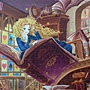 2014.02.02-02.03 2000pcs Alice in the Wonderland - Magic Library (9).jpg