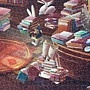 2014.02.02-02.03 2000pcs Alice in the Wonderland - Magic Library (11).jpg