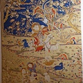 2015.02.04 520pcs Tapestry-Embroidery of Nine Goats Opening the New Year 緙繡九羊啓泰拼圖 (5).jpg