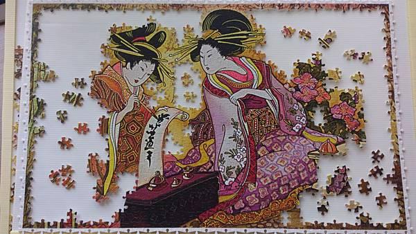 2015.02.24 1000pcs Geisha Japan Batik (1).jpg