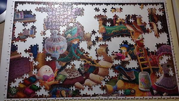 2015.02.26 1000pcs Alice in Wonderland - The Hatter (2).jpg