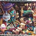2015.02.26 1000pcs Alice in Wonderland - The Hatter (5).jpg