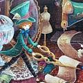 2015.02.26 1000pcs Alice in Wonderland - The Hatter (6).jpg