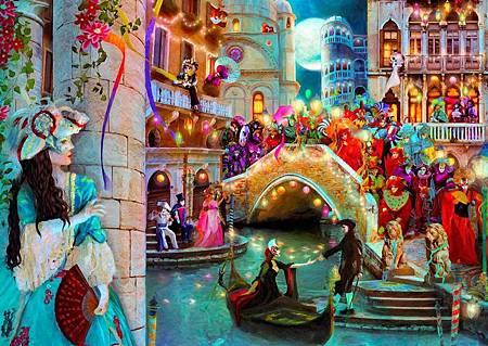 KS Games - Fantasia, Carnival Moon - 2000 pcs -44755.JPG