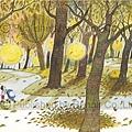 Renoir 750pcs 蕭瑟的秋月
