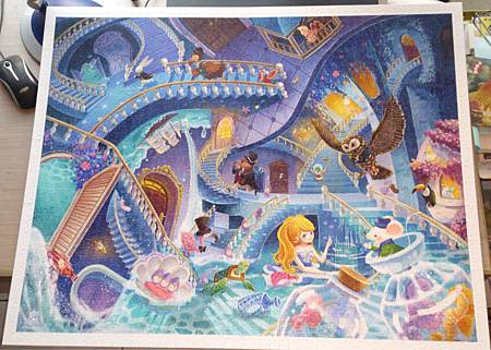 2015.05.17-18 2000pcs Alice in Wonderland - The Pool of Tears  (9).jpg