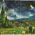 2015.06.02 1000pcs The Starry Night (1).jpg