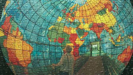 2015.08.12 500pcs Explore the Mapparium with the replacement (2).jpg