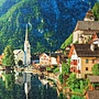 2015.08.14 1000pcs Lakeside Village of Hallstatt, Austria (3).jpg